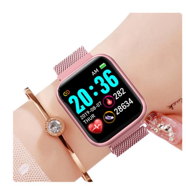 Smart Watch 2020 Heart Rate Fitness tracker Sport Smartwatch Men Women